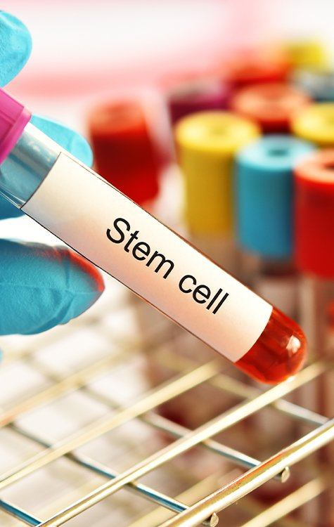 Test tube reading stem cell